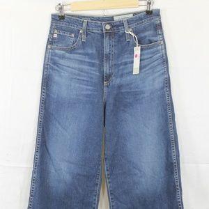 Adriano Goldschmied Yvette High Rise Wide Leg Jean